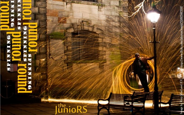 Spinning Round - the JunioRS