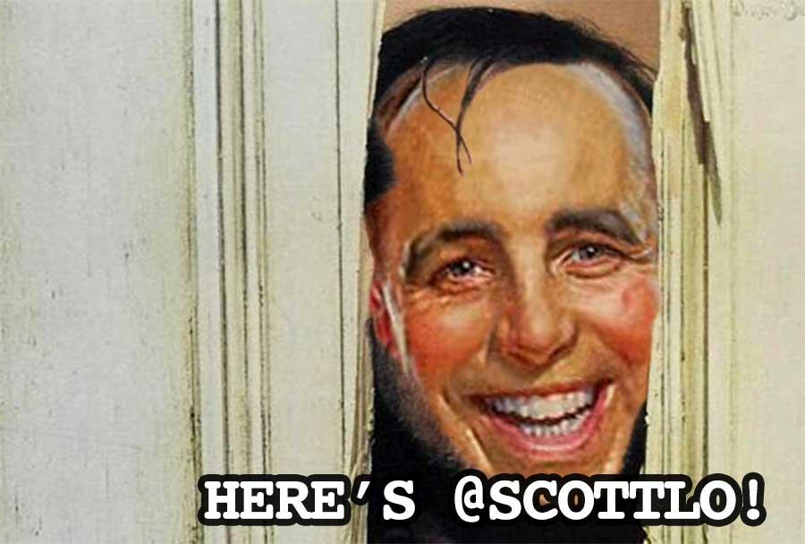 Scottlo is shining