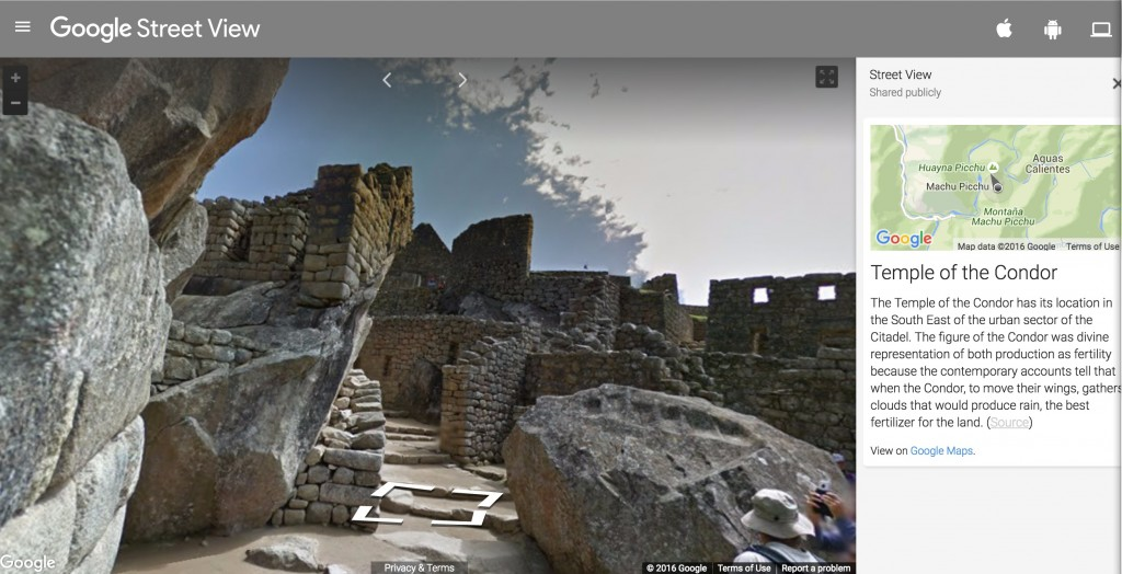 I have dreamed of seeing the remnants of the Inca civilization at Machu Pichu