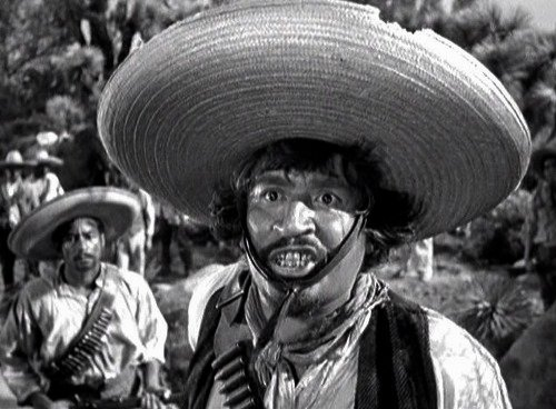 Stinking Badges Man in Sombrero