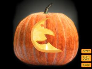 virtual pumpkin carving