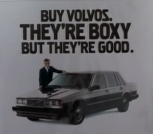 Buy Volvos. They're Boxy But They Are Good